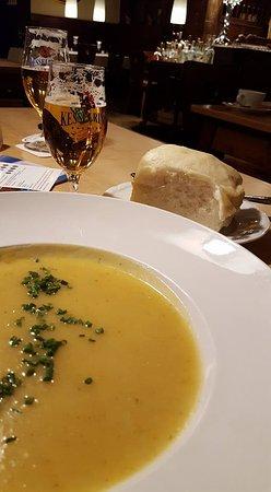 Schwarzer Bock: Zuppa di patate