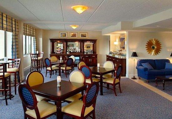 Uniondale, estado de Nueva York: Concierge Lounge