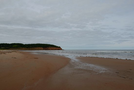 North Rustico Beach: North Rustico