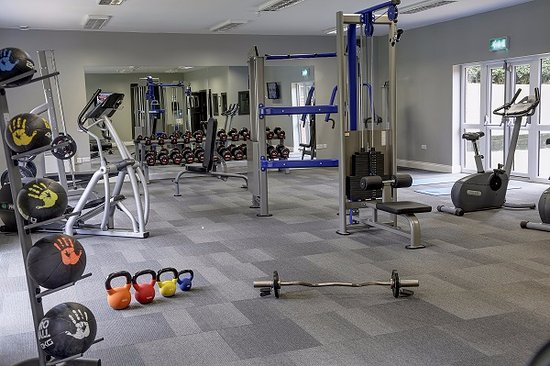 Gym picture of needham house hotel little wymondley