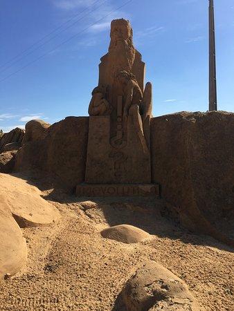 Pera, البرتغال: FIESA - International Sand Sculpture Festival