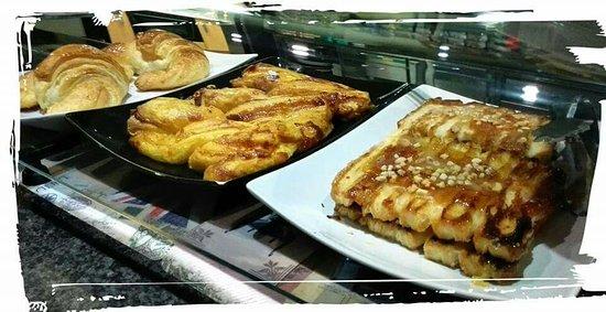 Urretxu, Spanien: Café la plaza