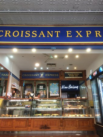 Croissant express restaurant 111 st georges tce in for 111 st georges terrace perth wa 6000