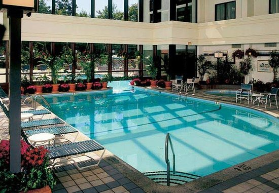 Park Ridge, Nueva Jersey: Indoor/ Outdoor Pool