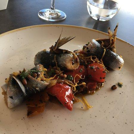 Wadebridge, UK: Sardines