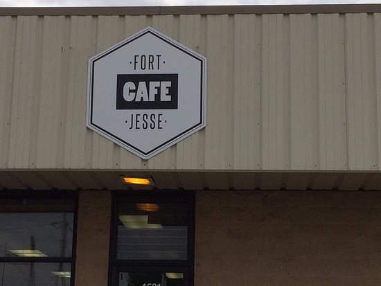Bloomington-Normal, IL: Fort Jesse Cafe