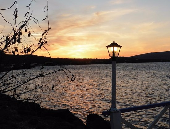 Vatera, กรีซ: Perfect for sunsets - especially in September.