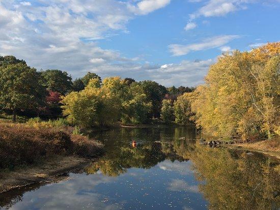 Concord, Μασαχουσέτη: View from the bridge