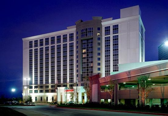 Dallas Marriott Las Colinas: Exterior