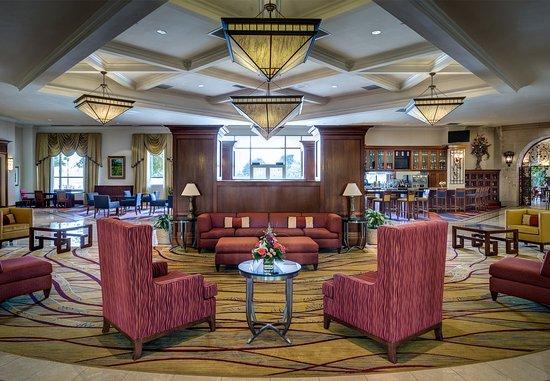 Dallas Marriott Las Colinas: Lobby