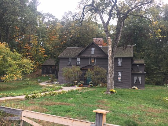 Concord, MA: The Alcott's Home - Orchard House