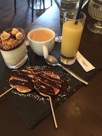 Le Plessis-Robinson, Francja: Café gourmand