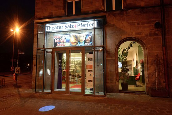 Theater Salz+Pfeffer