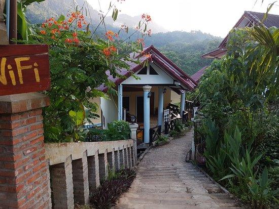 Nong Khiaw ภาพถ่าย