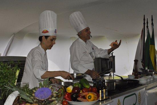 Marlia, Itália: Evento Brasile