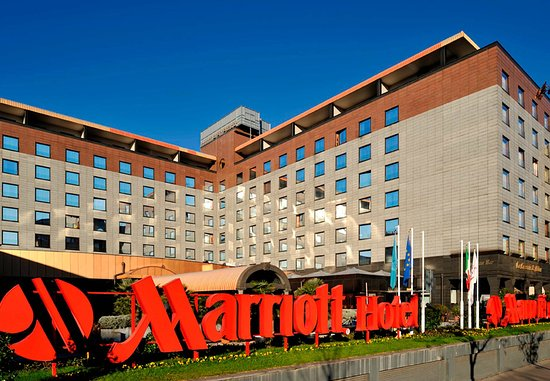Milan Marriott Hotel