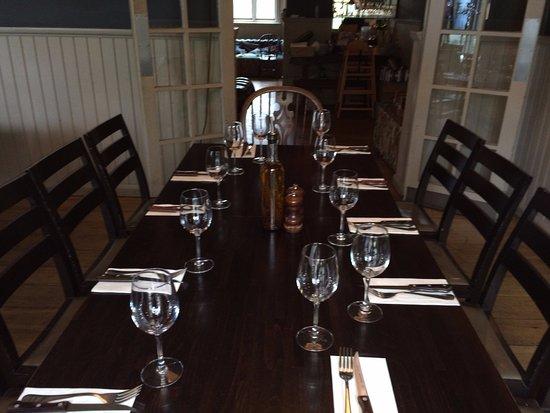 Cobham, UK : private function room