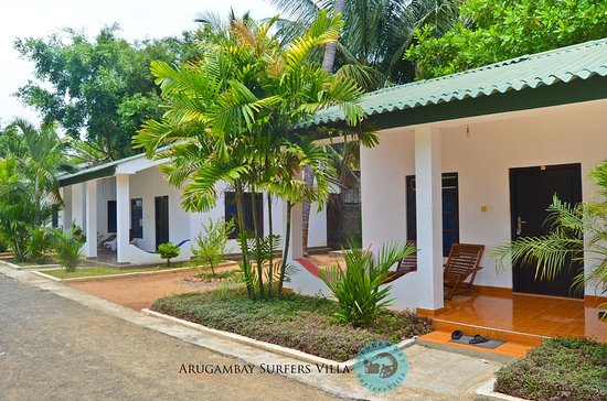 Arugambay Surfers Villa