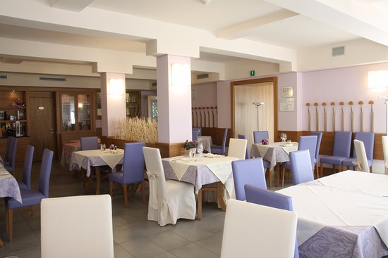 Trichiana, Italia: La nostra sala ristorante
