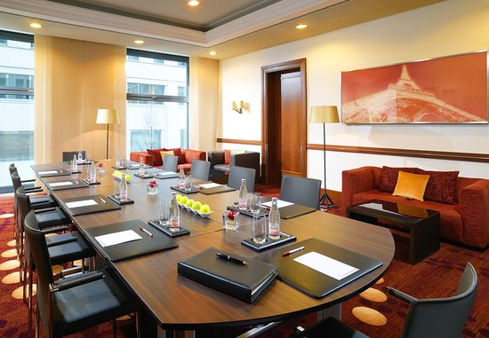 Berlin Marriott Hotel: Paris Meeting Room