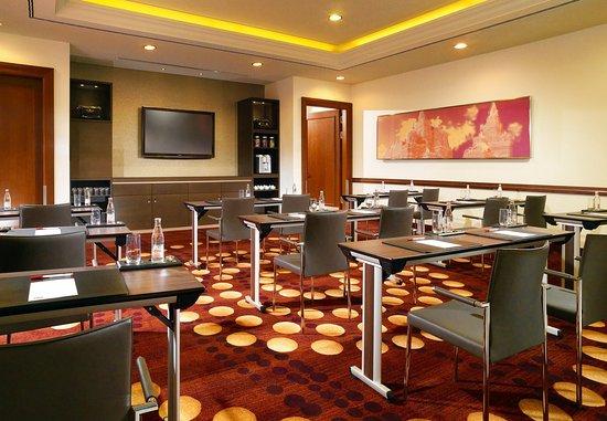 Berlin Marriott Hotel: Moskau Meeting Room