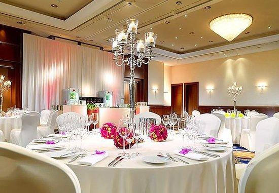 Berlin Marriott Hotel: Grand Ballroom