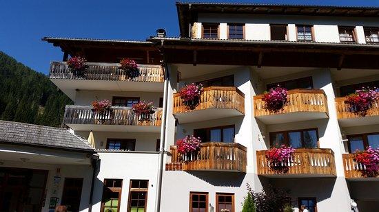 St.Lorenzen, Austria: Main hotel