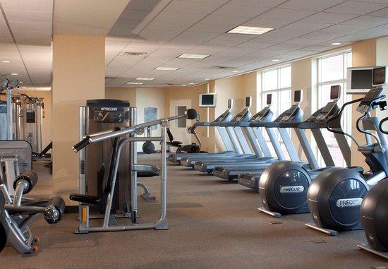 Sugar Land, Τέξας: Fitness Center