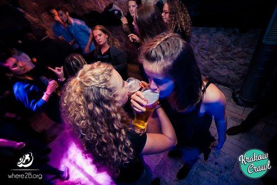 tripadvisor pub crawl krakow