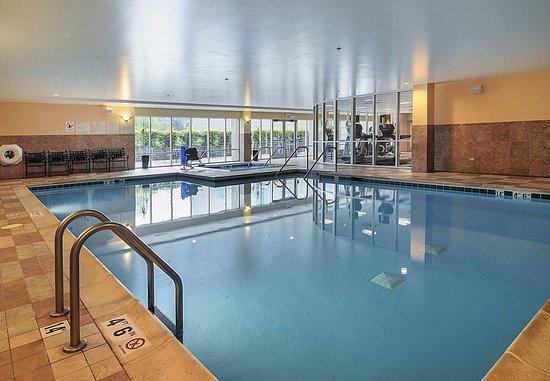 เบอร์ริดจ์, อิลลินอยส์: Indoor Pool
