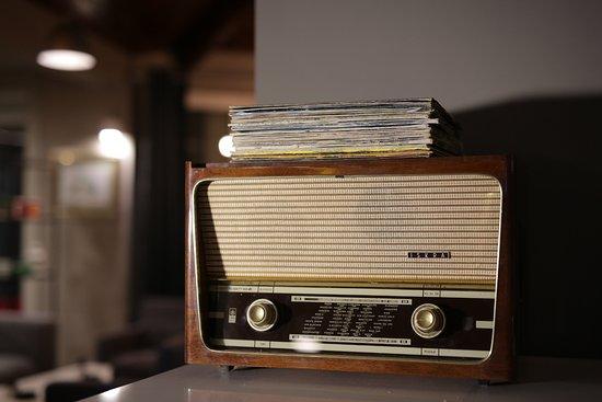 Zagreb County, Kroasia: Old radio