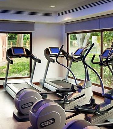 Сан-Антонио-де-Белен, Коста-Рика: Fitness Center