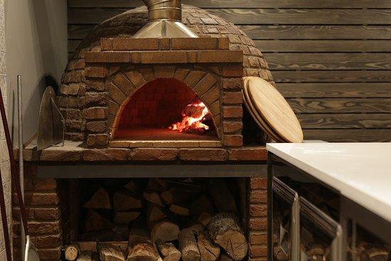 Zagreb County, Kroasia: Brick oven