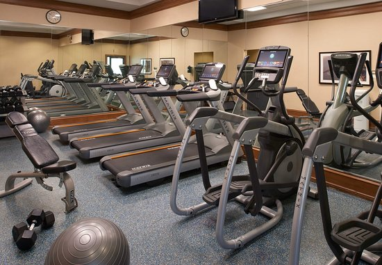 Chicago Marriott at Medical District/UIC: Fitness Center