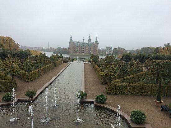 Zeeland, Denemarken: The castle