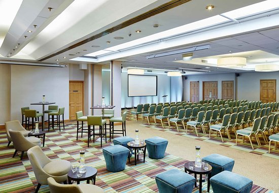 Manchester Marriott Victoria & Albert Hotel: John Logie Baird Suite – Theatre Style Set-Up