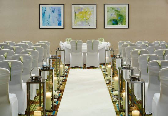 Manchester Marriott Victoria & Albert Hotel: Wedding