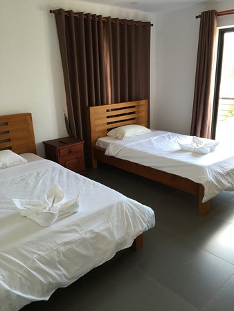 Siem Reap Holiday Garden Villa: Deluxe Twin