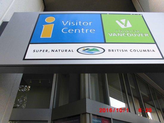 Tourism Vancouver Visitor Centre Photo