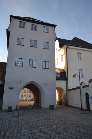 Landsberg am Lech, Germany: Färberhof