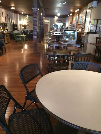 Towanda, Pensilvania: No little coffee shop