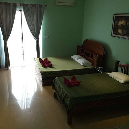 Ly Villa Angkor: Family Room