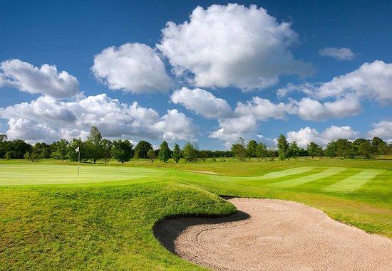 Worsley Park - 4th Hole Green