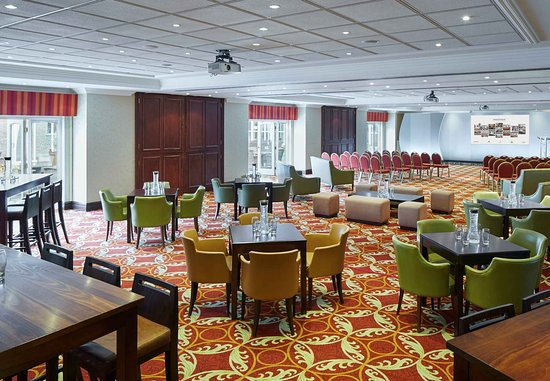 Worsley, UK: Lancaster Room – Conference Set-Up