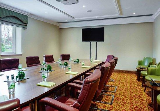 Worsley, UK: Lancaster Boardroom