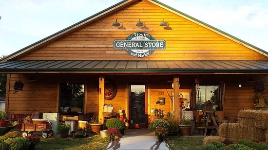 Troutt Old Time General Store and Market