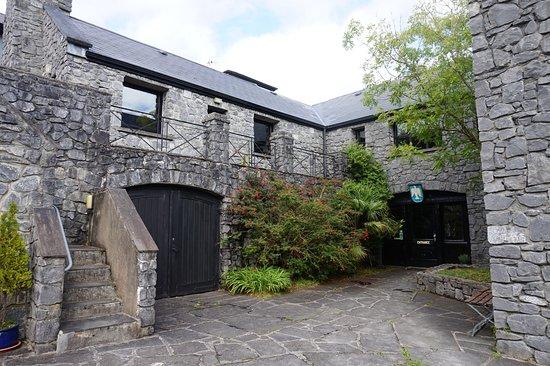 Ballyvaughan, Irlandia: Entrance