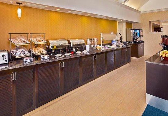 Morrisville, Carolina do Norte: Breakfast Buffet