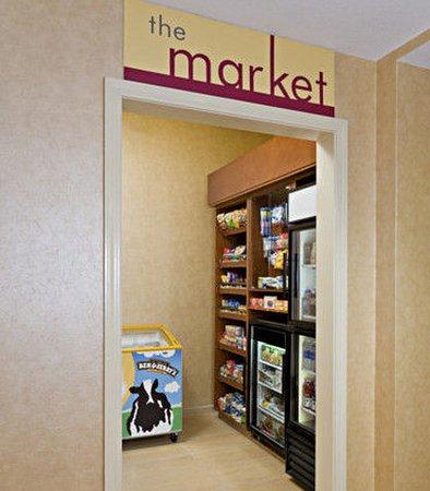 Rancho Cordova, Californië: The Market