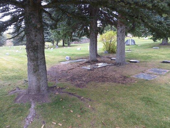 Ketchum, ID: Ernest Hemmingway's Gravesite